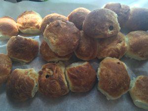 Morel rolls